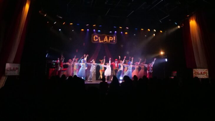 CLAP~in the circus~に出演しました!